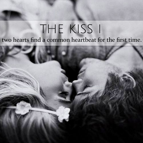 the kiss one