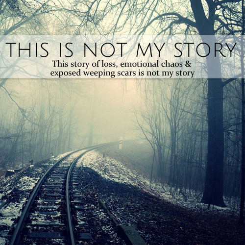 this is not my story
