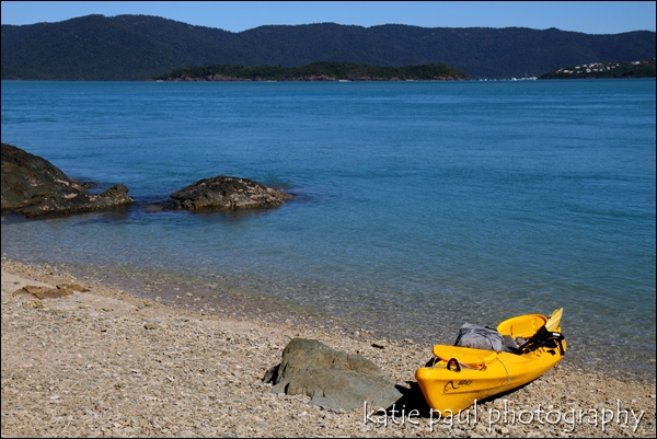 Whitsunday Kayak 1