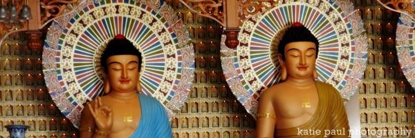 Nan Tien Temple Buddhas