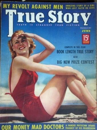 true story cover
