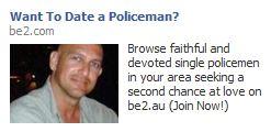 date a cop