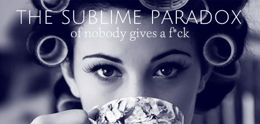 sublime paradox T