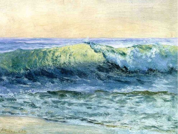 Bierstadt_Albert_The_Wave
