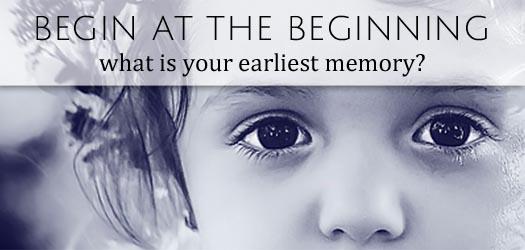 begin at the beginning T