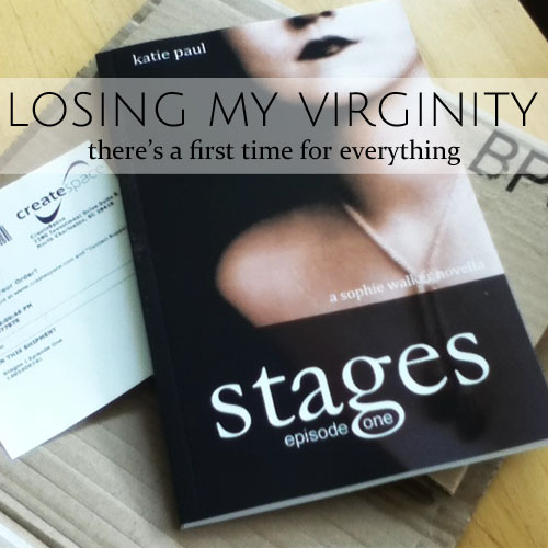 Losing My Virginity • there's a first time for everything • from head-heart-health.com