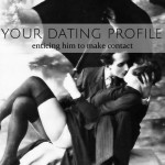How to Write an Online Dating Profile • The Finale