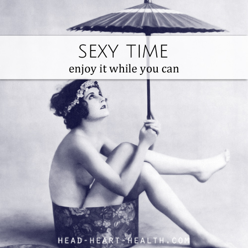 sexy time • enjoy it while you can
