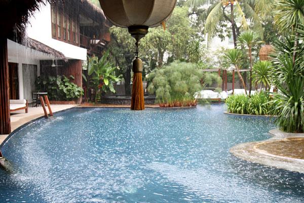 Villa Samadhi Pool