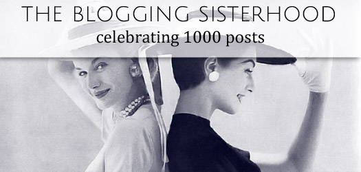 blogging sisterhood T