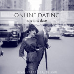 Online Dating • the First Date