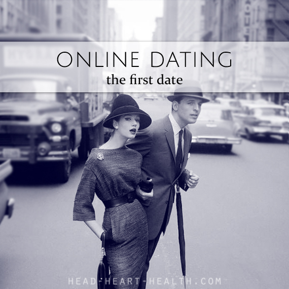 Online Dating - the first date