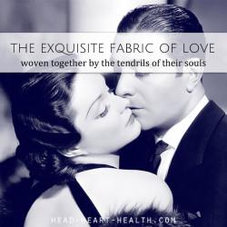 exquisite fabric of love