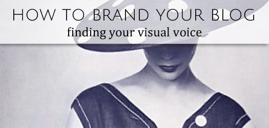 how to brand your blog T