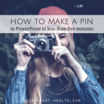 How to Make a Pinterest Pin in PowerPoint in Under 5 Mins