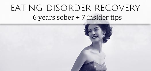 eating disorder recovery 6 years and 7 tips T