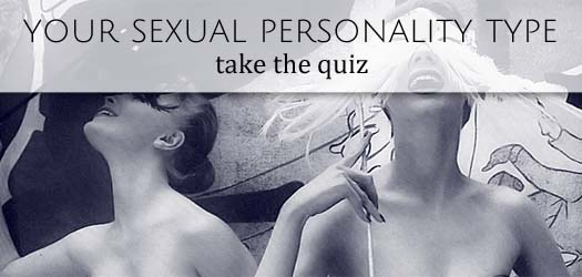 sexual personality type quiz T