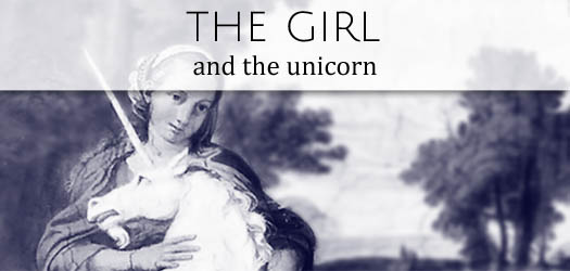 the girl and the unicorn T