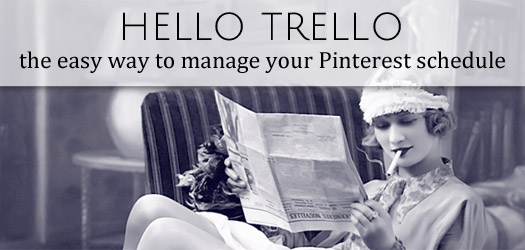 trello manage pinterest T