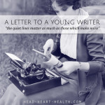 Letter to a Young Writer by Colum McCann
