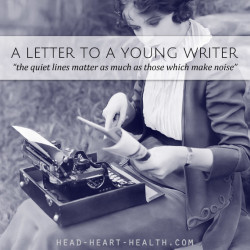 letter to a young writer - colum mccann