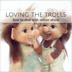 trolls online abuse