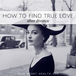 How to Find True Love After Divorce