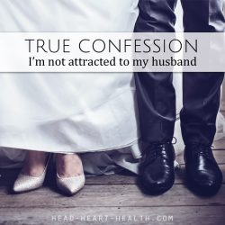 I'm not attracted to my husband
