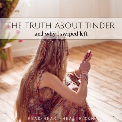 The truth about Tinder